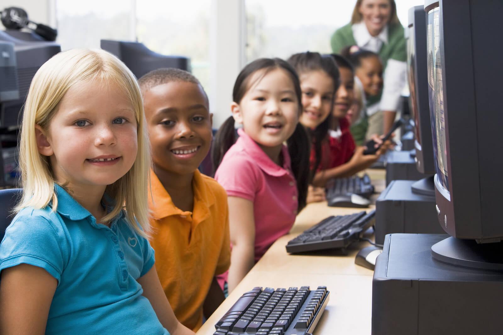 bigstock-Children-At-Computer-Terminals-3917458-1