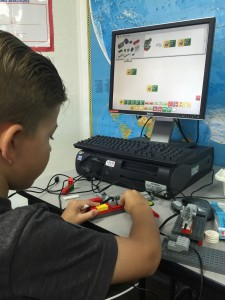 My 1st Robotics Camp